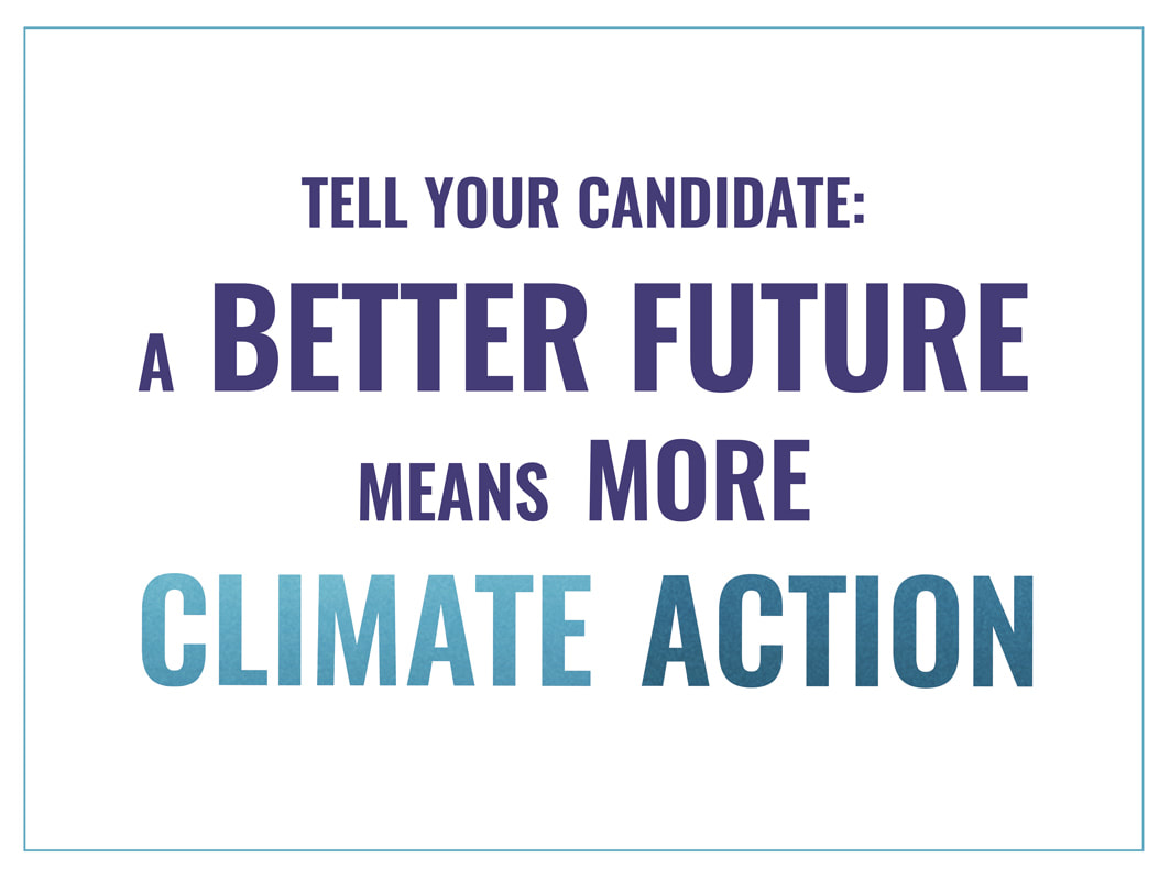Better Future Climate Action Poster
