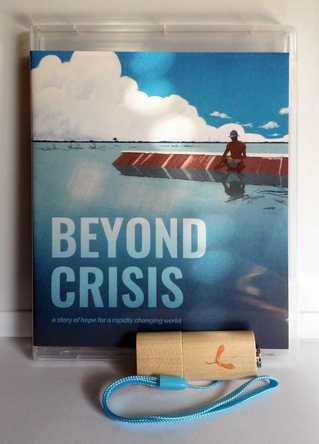 Beyond Crisis Film's USB Package with Case
